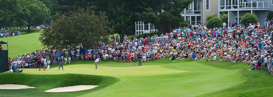 Travelers Golf Tournament  Concert