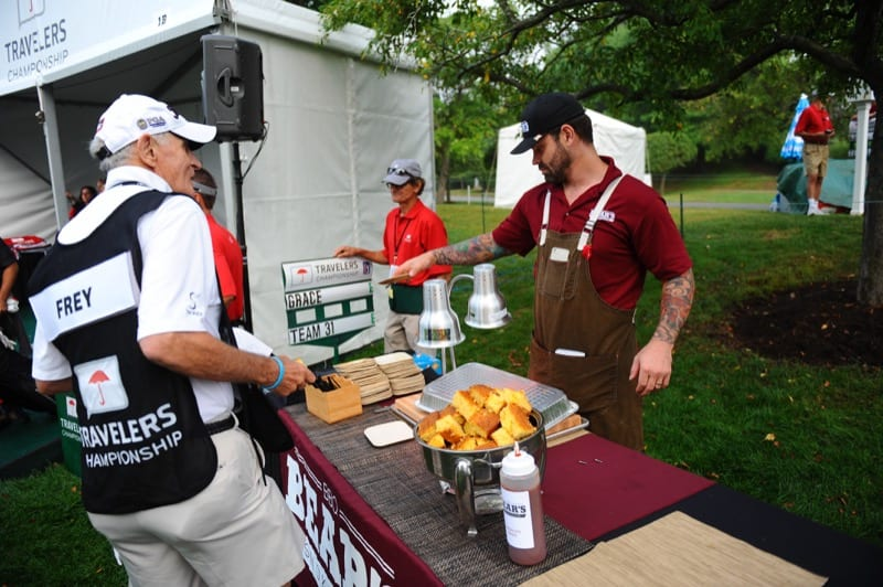 Celebrity Pro-Am Pairings Set at Travelers Championship ...
